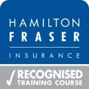 Recognised Training Course Logo