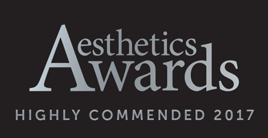 Aesthetics Awards Highly Commended 2017
