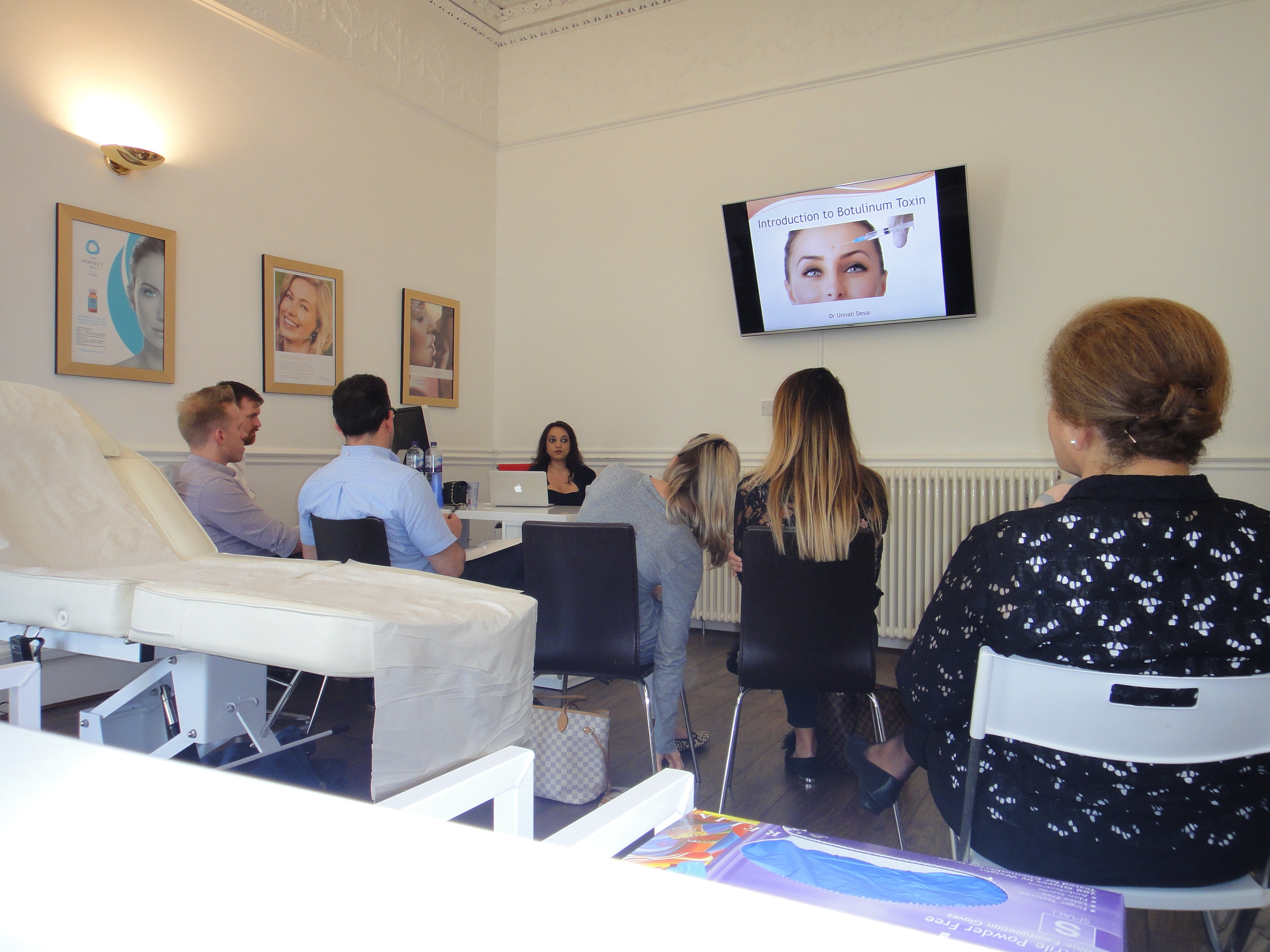Botox and Filler Training Glasgow