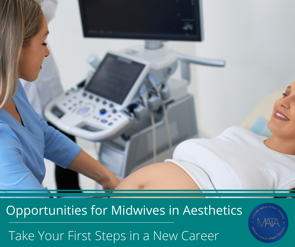 opportunities for midwives in aesthetics